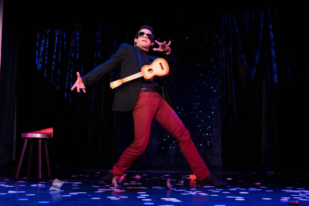 """Xavier Mortimer is moving his """"Magical Dream"""" show from Sin City Theater at Planet Hollywood to Bally's Windows Showroom on Jan. 19. (Magic Castle)"""