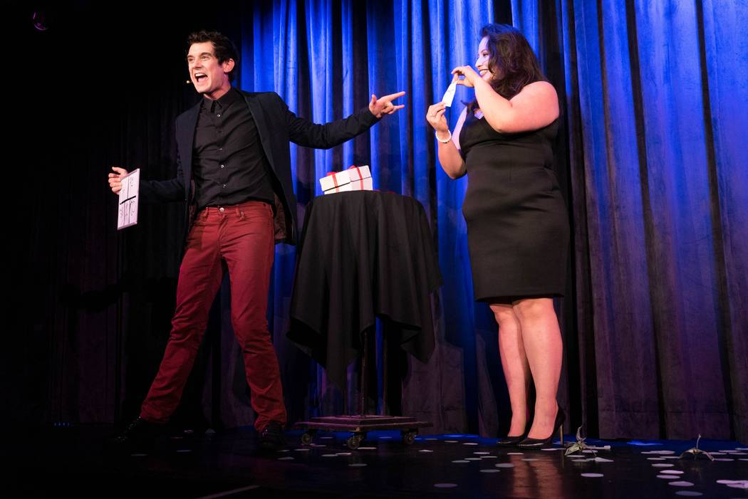 """Xavier Mortimer is moving his """"Magical Dream"""" show from Sin City Theater at Planet Hollywood to Bally's Windows Showroom on Jan. 19. (Wicked Creative)"""