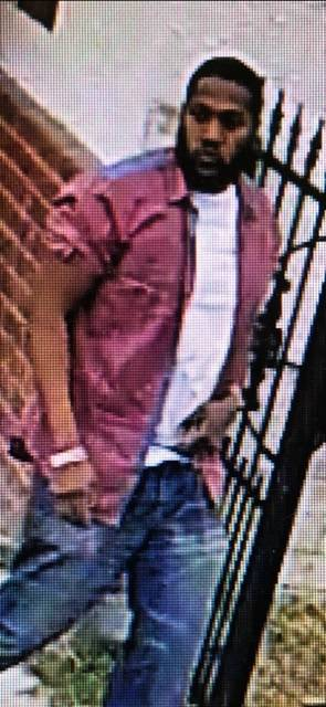 North Las Vegas police are searching for a man suspected of assaulting a teenage girl at a church last month. (North Las Vegas Police Department)