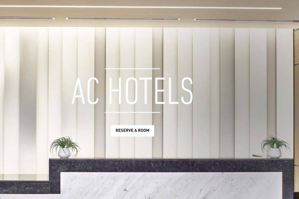 AC Hotel by Marriott is coming to Symphony Park and is scheduled to open in the summer 2020.