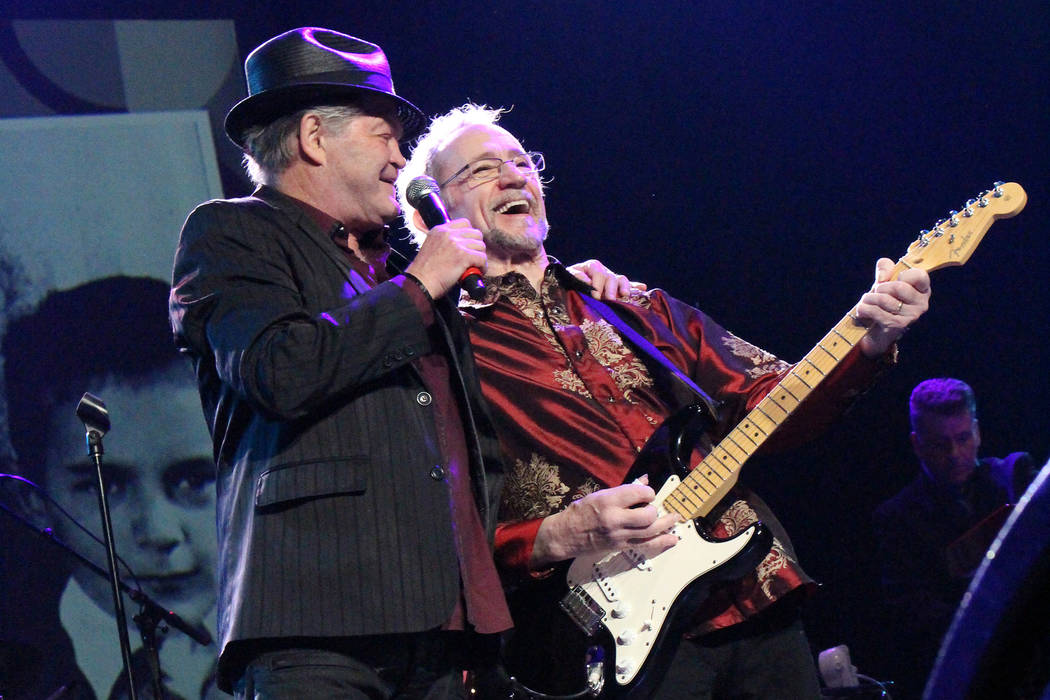 The Monkees' Mickey Dolenz and Peter Tork (Courtesy)