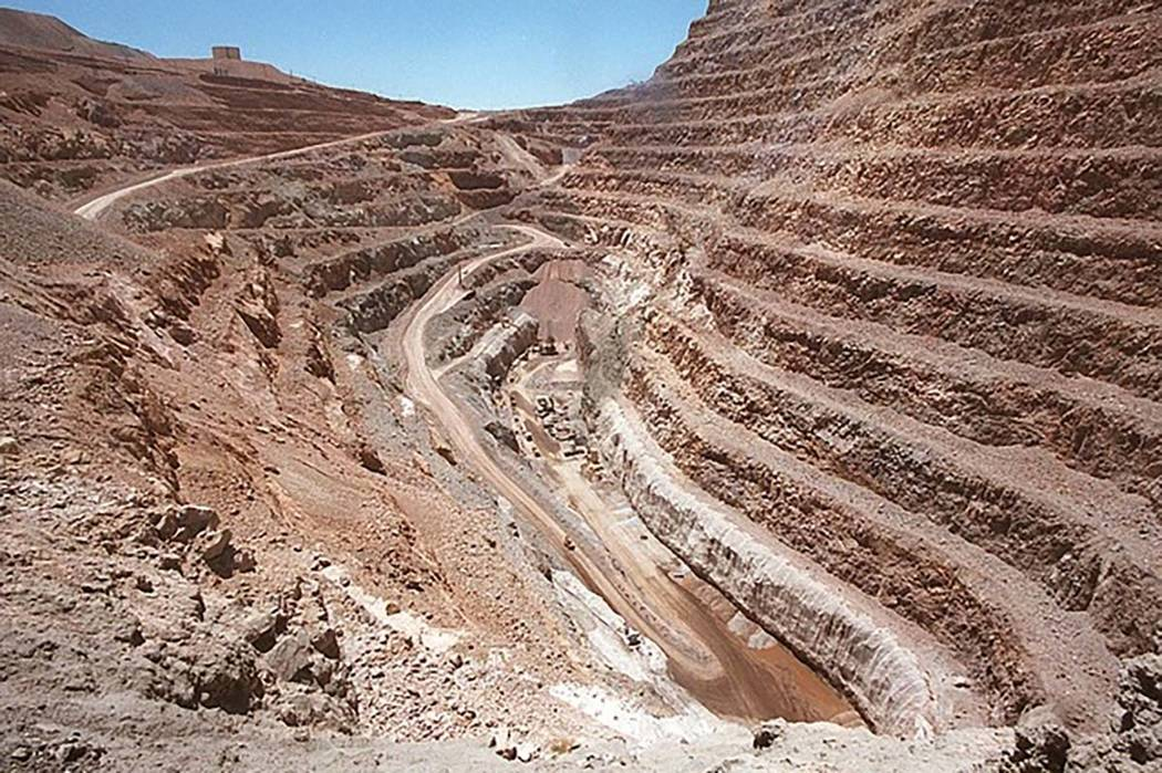 Barrick Gold Corp. and Newmont Mining Corp., which are in merger talks, have major operations in Nevada. (Las Vegas Review-Journal)