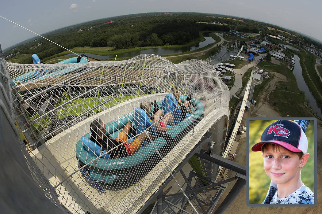 A judge has dismissed criminal charges against the owner of Schlitterbahn Park in Kansas City, Kansas, and the designer of a 17-story slide on which a 10-year-old boy was decapitated in 2016. (Cha ...