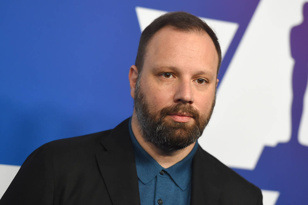 Yorgos Lanthimos arrives at the 91st Academy Awards Nominees Luncheon on Monday, Feb. 4, 2019, at The Beverly Hilton Hotel in Beverly Hills, Calif. (Photo by Jordan Strauss/Invision/AP)