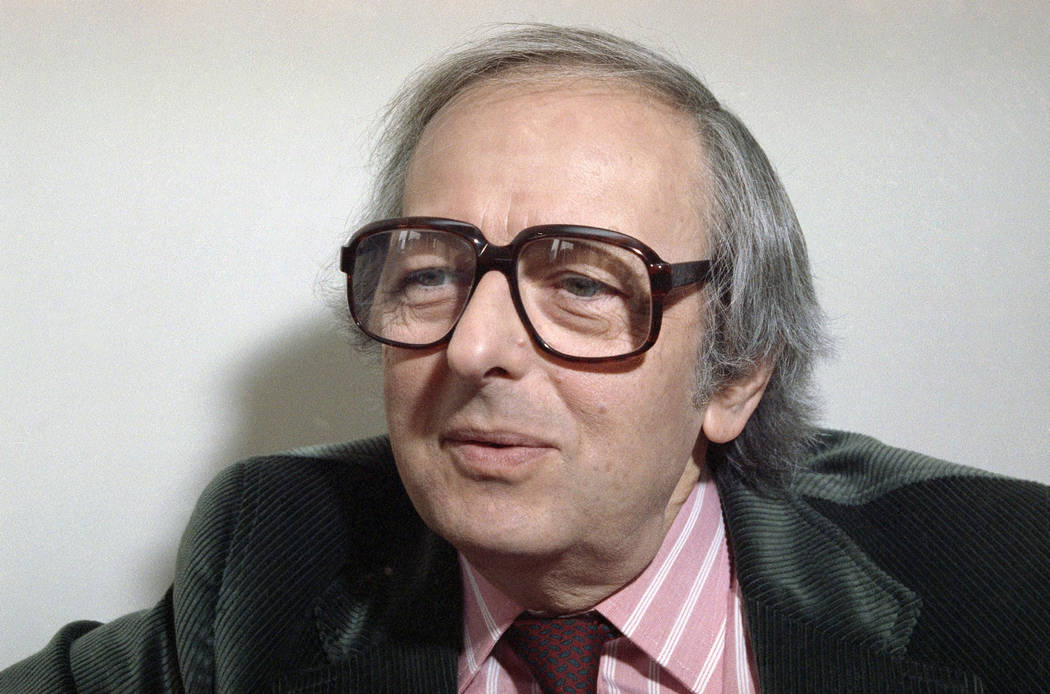 Composer and conductor Andre Previn in 1991. Previn died in his Manhattan home, Thursday, Feb. 28, 2019. He was 89. (AP File)