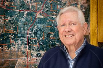 Longtime Realtor Ken Gragson. (Tonya Harvey RJRealEstate.Vegas)