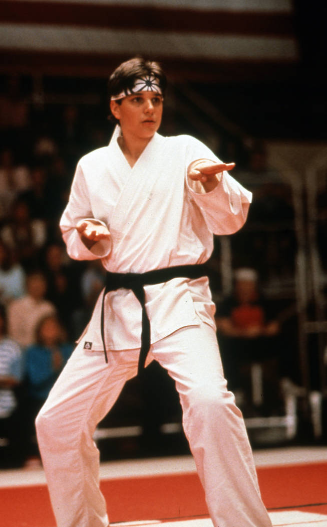 """Ralph Macchio stars in """"The Karate Kid."""" (Sony Pictures Entertainment)"""