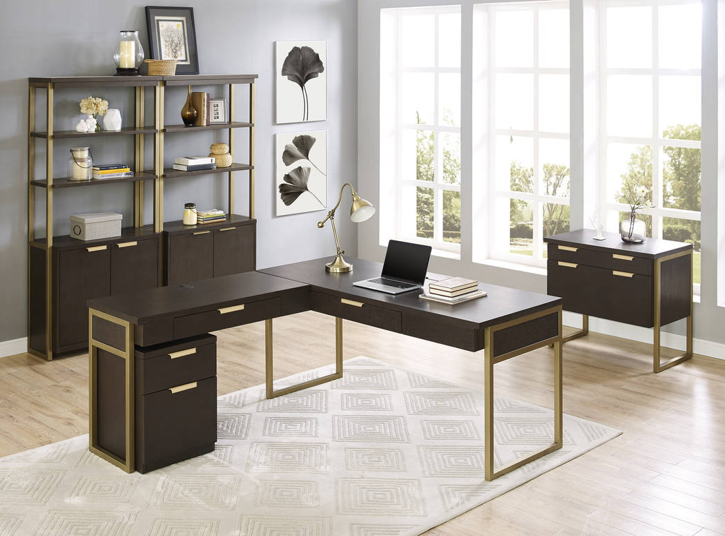 The Axis Office Collection Is An Interpretation Of Classic Contemporary  Design, Mixing Hand Applied