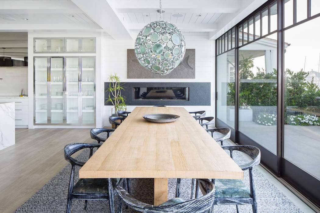 The West has a vibe that is more casual, but with elegant aesthetics. (Ryan Garvin/Blackband Design)