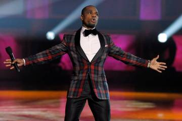 Kirk Franklin performs at the 43rd NAACP Image Awards on Friday, Feb. 17, 2012, in Los Angeles. ...