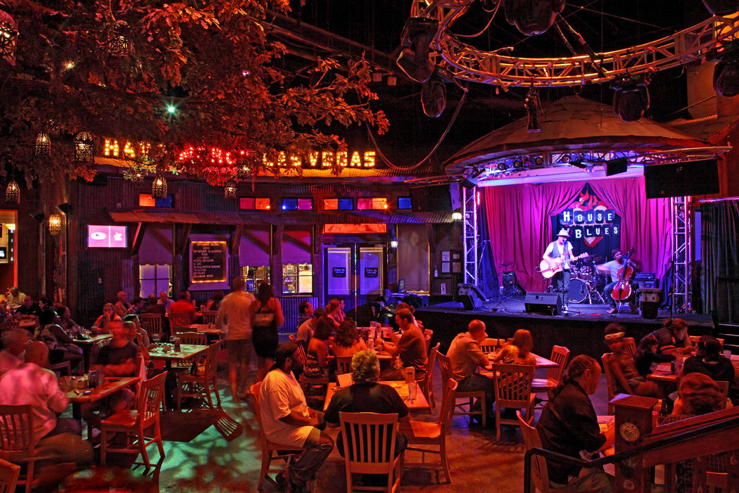 House of Blues (Mandalay Bay)