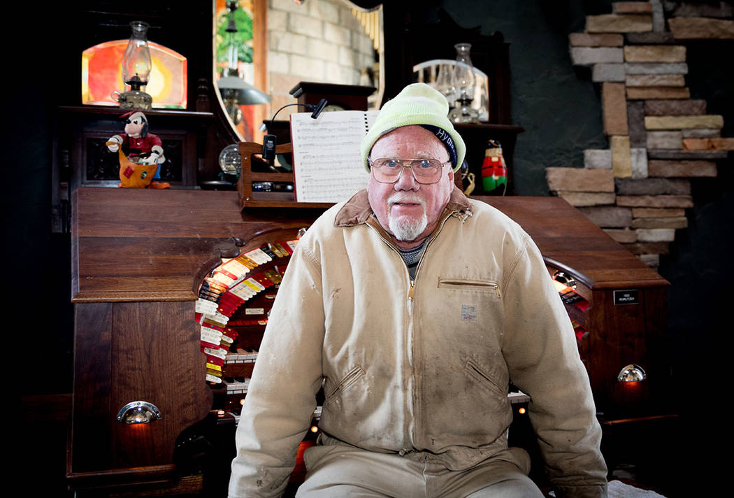 It took Randy Johnston more than a decade to build the Hard Luck Mine Castle. (Tonya Harvey Real Estate Millions)