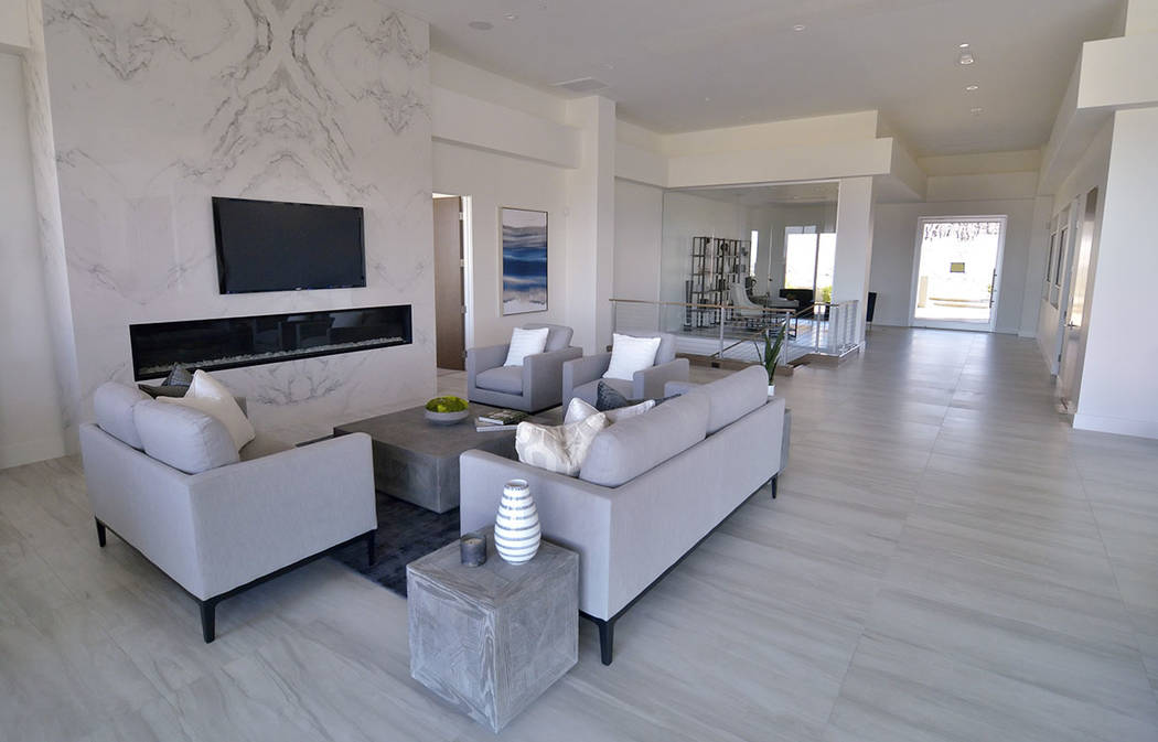 A fire feature in the health/well-being area is considered good feng shui. Fire is a catalyst element so it is important its placed in the proper sector of the home. Furniture placement is importa ...