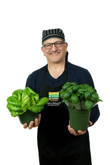 Robert Colangelo, founding farmer and CEO, Green Sense Farms Holdings, Inc.
