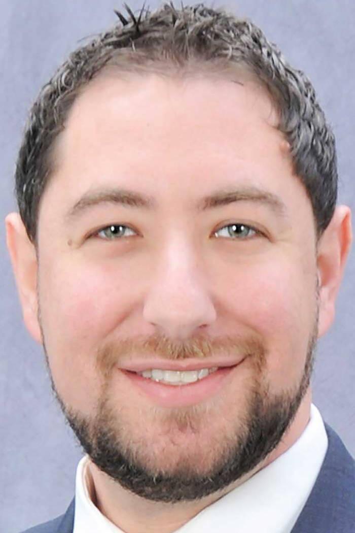 Clark County Commissioner Michael Naft