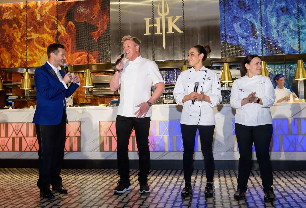 Gordon Ramsay Bringing Hell S Kitchen To Las Vegas Strip