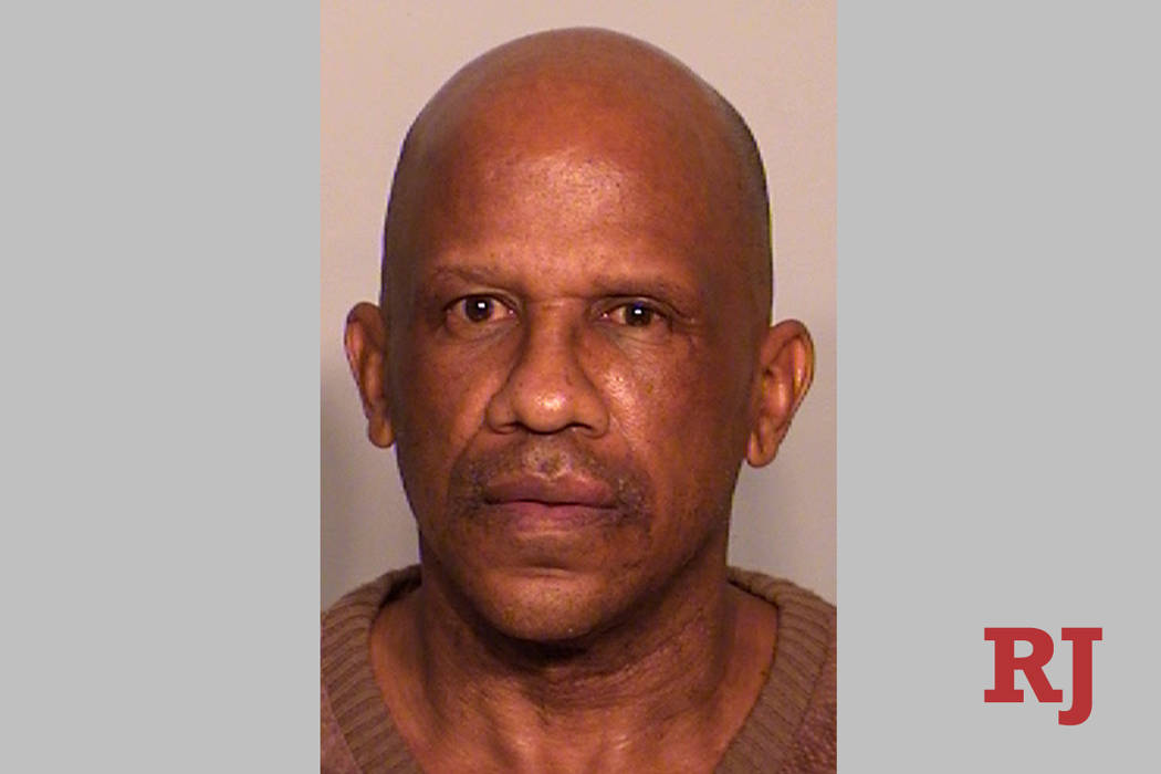Anthony Earl Reed, 58 (North Las Vegas Police Department