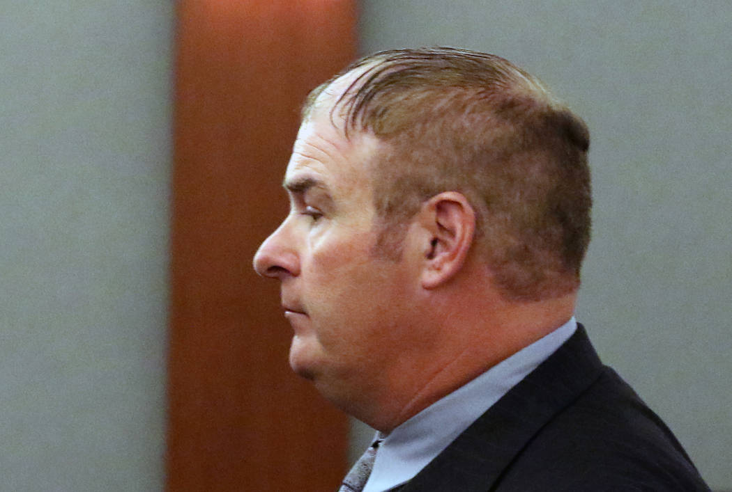Ex-Las Vegas fire captain pleads guilty in teen prostitution case