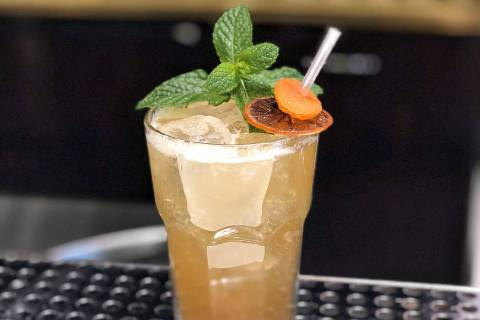 The Big Whiskey's Sour (Big Whiskey's American Restaurant & Bar)