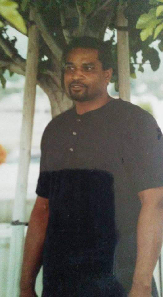 Roy Scott is shown in this undated photo, courtesy of his daughter, Rochelle Scott. Roy Scott died Sunday, March 3, 2019, while in Las Vegas police custody.
