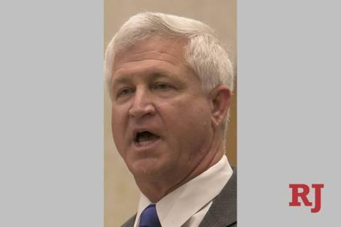 Las Vegas Ward 2 City Council candidate Steve Seroka (Courtesy)