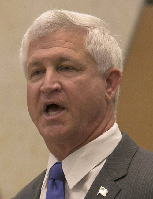 Las Vegas Ward 2 City Council candidate Steve Seroka