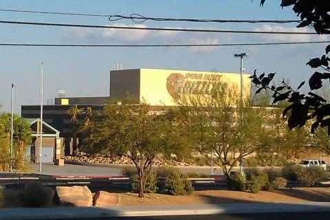 Spring Valley High School (Google)