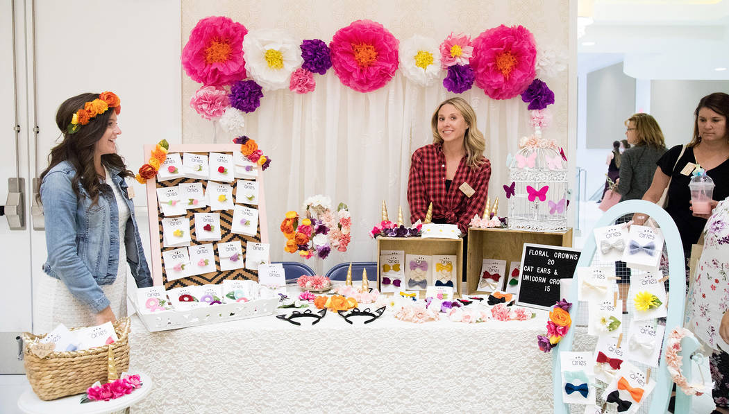 Little Aries at Queen Bee Market 2018. Ivette West Photography