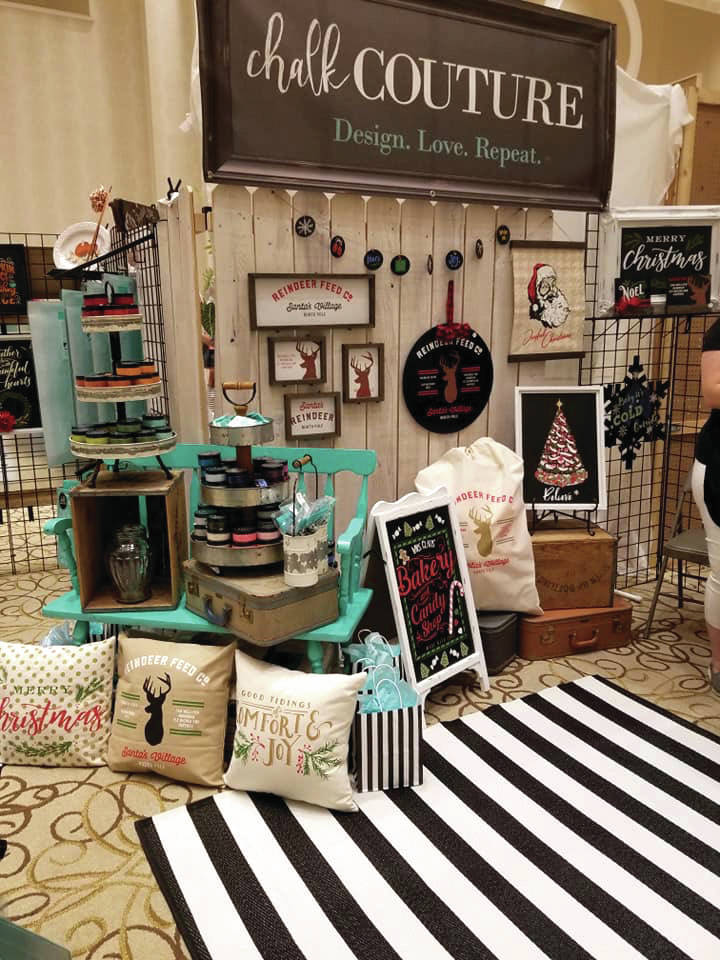 Xyxyxyxxyyx Chalk Couture will sell products at Queen Bee Market in Las Vegas.