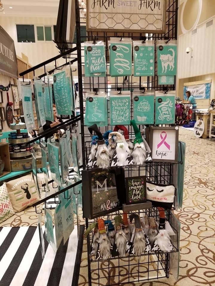 Chalk Couture will sell products at Queen Bee Market in Las Vegas.