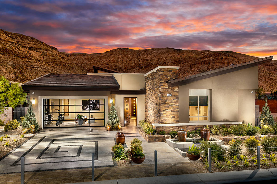Summerlin and Henderson homes will be part of Toll Brothers special event to be held March 9-31. (Toll Brothers)