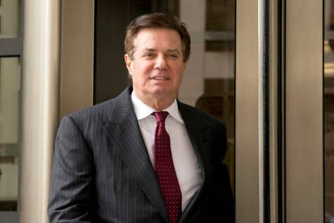 Paul Manafort, President Donald Trump's former campaign chairman is scheduled to appear Thursday in U.S. District Court in Alexandria, Virginia, where he could get 20 years under federal guideline ...