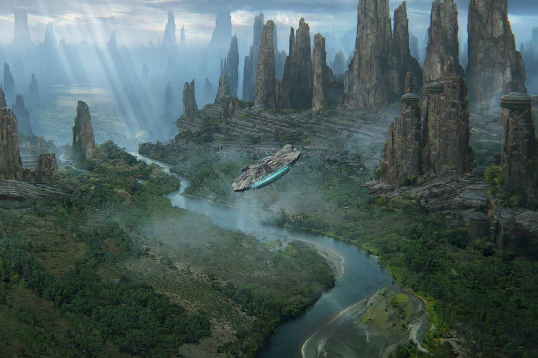 Black Spire Outpost is the name of the village inside of the upcoming Star Wars: Galaxy's Edge at both Disneyland Resort in California and Walt Disney World Resort in Florida. The village i ...