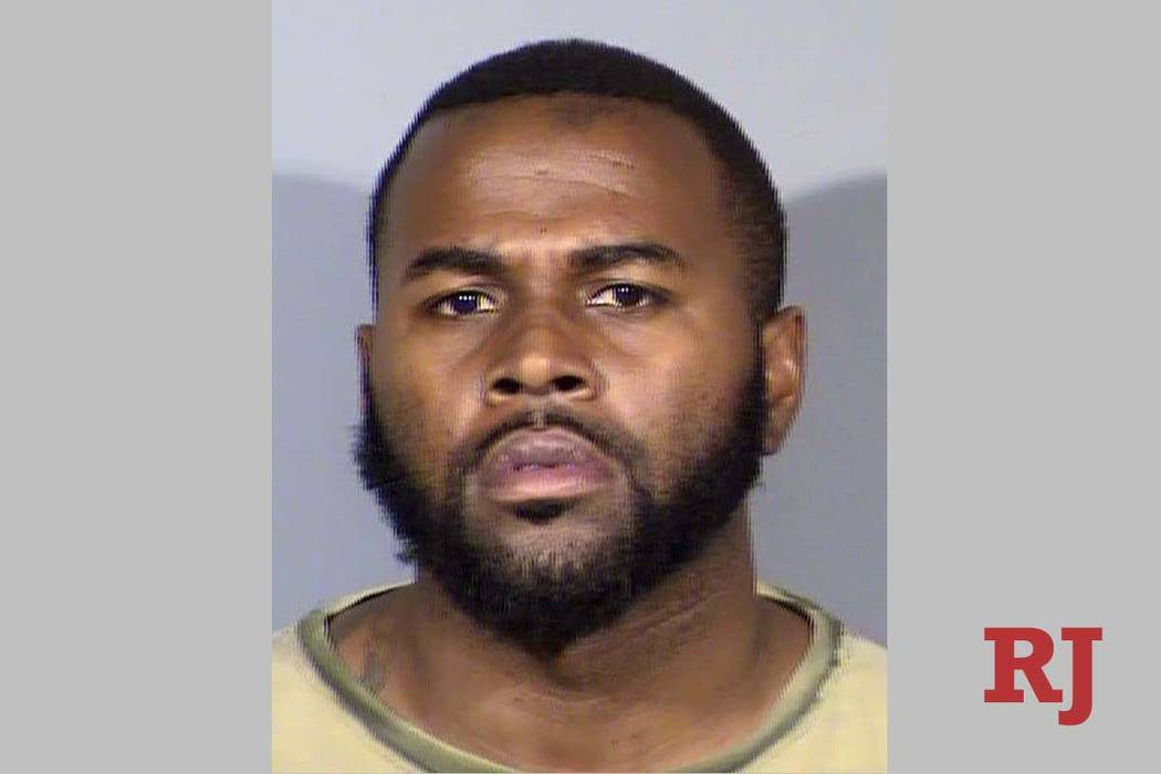 Lawrence Anthony Winston, 31 (Clark County School District)