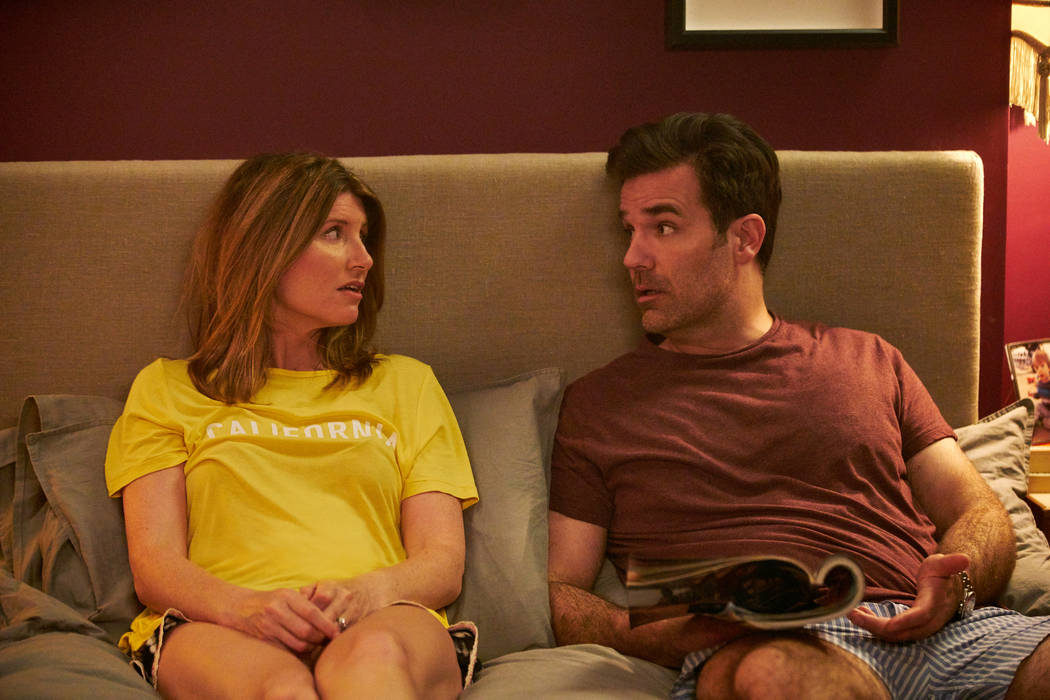 "Sharon Horgan and Rob Delaney star in ""Catastrophe."" (Amazon)"