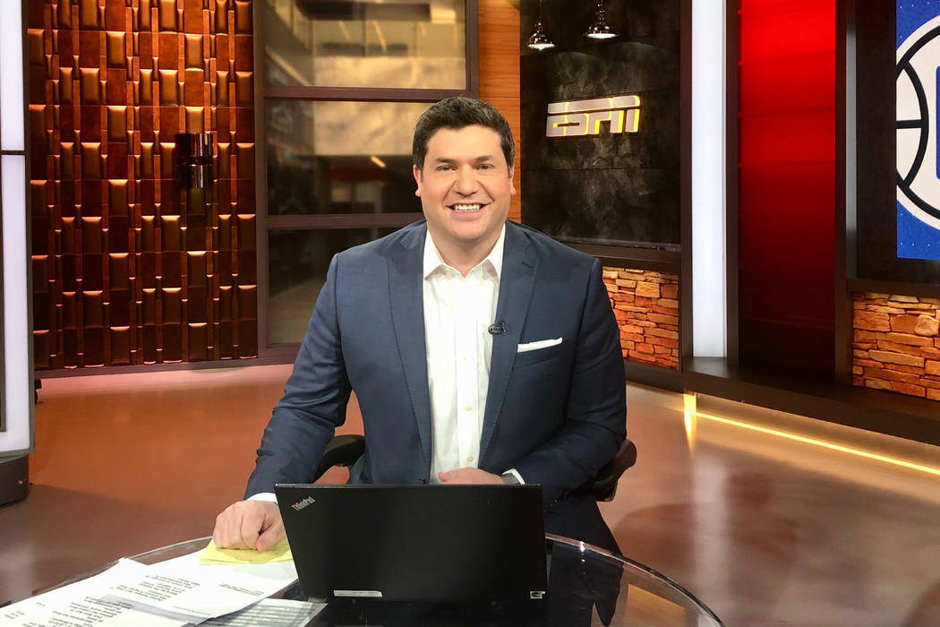 Former Las Vegas Anchor To Host Espn S First Betting Show Las Vegas Review Journal