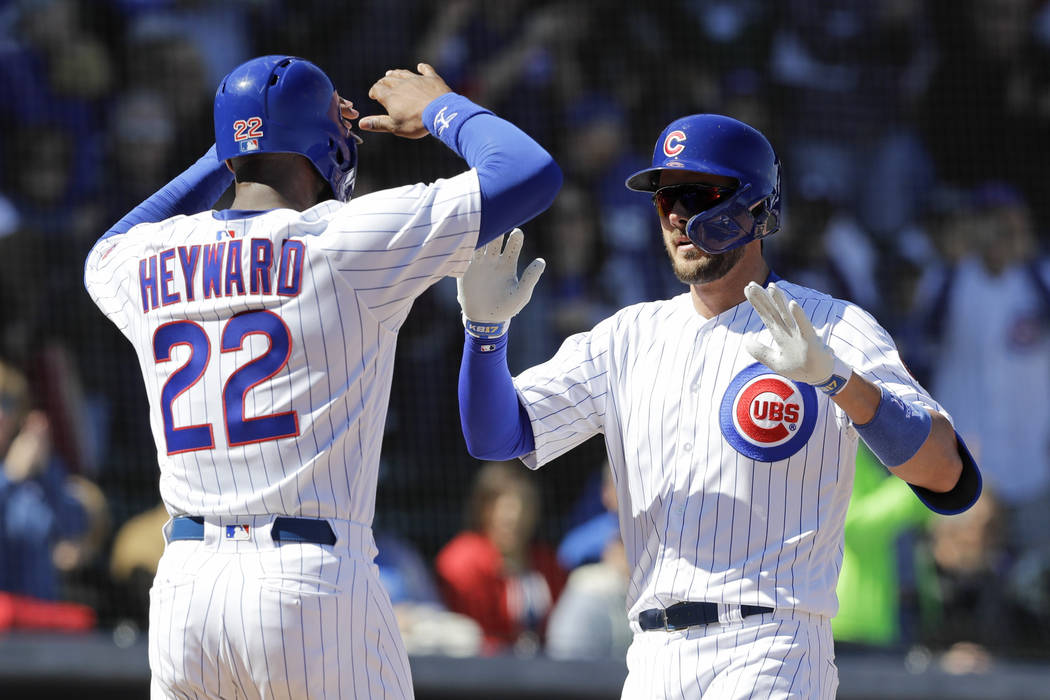001933aed Bettors bank on Cubs to go under season win total | Las Vegas Review ...