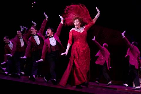 """Betty Buckley and the National Tour Company of """"Hello, Dolly!"""" (Julieta Cervantes)"""