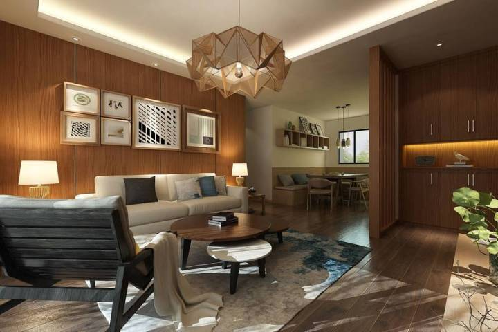 Staging a home for sale is all about making it inviting to the largest number of potential buyers. (GMJ Interior Design)