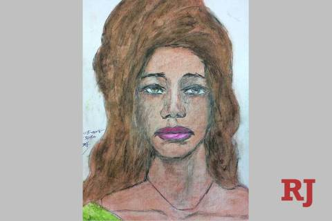 "Serial murderer Samuel Little has drawn 16 portraits of his ""unmatched victims,"" including one of a woman he claims to have killed in Las Vegas in the 1990s. (FBI)"