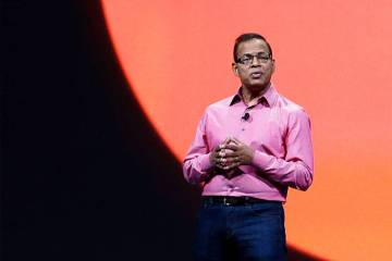Amit Singhal. (AP Photo/Jeff Chiu, File)