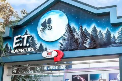 E.T. Adventure (UniversalOrlando.com)