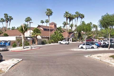 The entrance to the Wildlife World Zoo near Phoenix. (Google Street View)