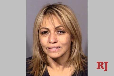 Patricia Medina (Las Vegas Metropolitan Police Department)