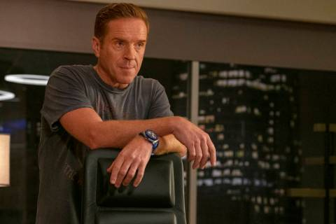 "Damian Lewis as Bobby ""Axe"" Axelrod in BILLIONS (Season 4, Episode 01, ""Chucky Rhoades's Greatest Game""). - Photo: Jeff Neumann/SHOWTIME - Photo ID: BILLIONS_401_138"