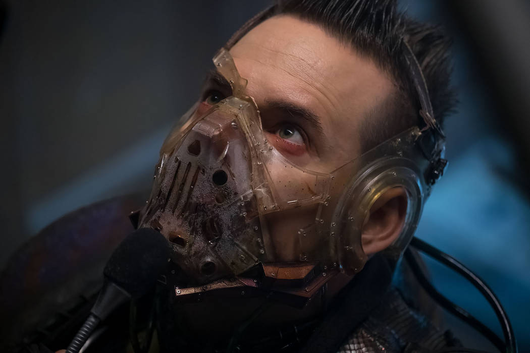 """GOTHAM: Shane West in the """"I Am Bane"""" episode of GOTHAM airing Thursday, March 21 (8:00-9:00 PM ET/PT) on FOX. ©2019 Fox Broadcasting Co. Cr: FOX"""