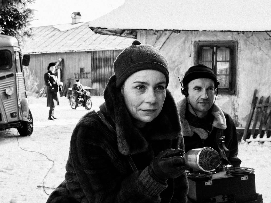 Still of Agata Kulesza and Tomasz Kot in Cold War (May 27, 2018)