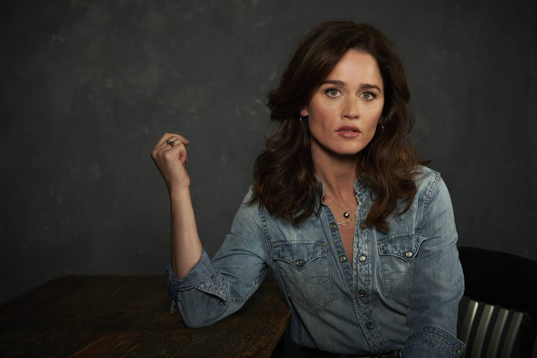 "THE FIX - ABC's ""The Fix"" stars Robin Tunney as Maya Travis. (ABC/Ed Herrera)"