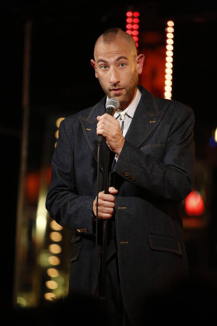 Ari Shaffir (Comedy Central)