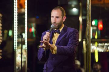 Ari Shaffir (Comedy Central)